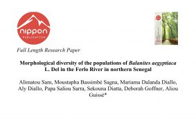 Morphological diversity of the populations of Balanites aegyptiaca L. Del in the Ferlo River in northern Senegal